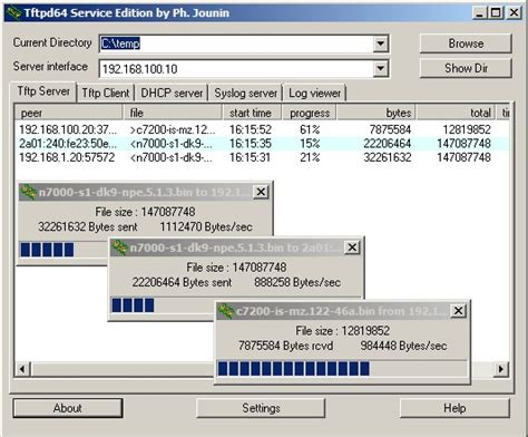 tftp server software  windows computers updated