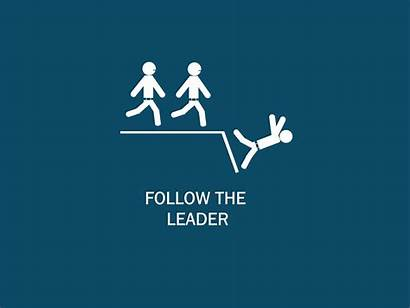 Leader Follow Following Leaders Leadership Mace Sr