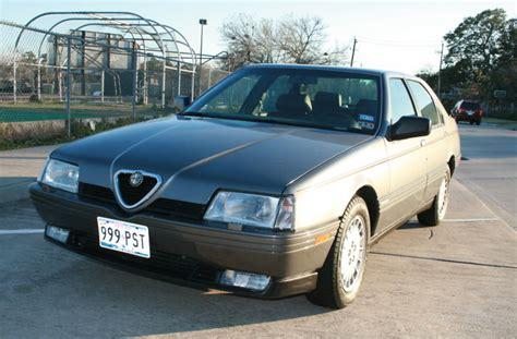 1991 Alfa Romeo 164 by 1991 Alfa Romeo 164 Classic Italian Cars For Sale