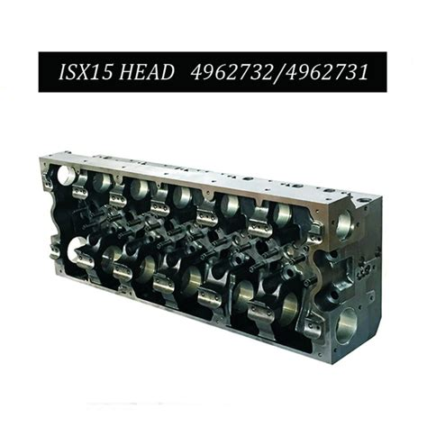 Cummins Isx15 Cylinder Head 4962732