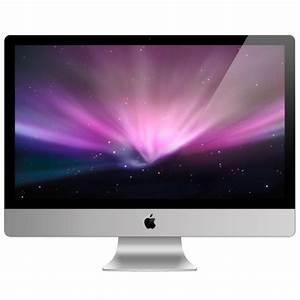 iMac 27 Icon - Apple Office icons - SoftIcons.com