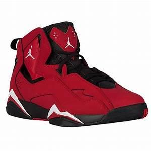 Jordan True Flight - Men's - Basketball - Shoes - Gym Red ...
