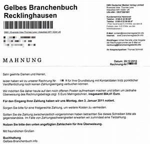 Rechnung Anwalt : dmv deutscher medien verlag limited besteht weiter auf forderungen und verschickt mahnungen ~ Themetempest.com Abrechnung