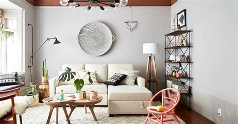 A Lonny Editor's Small Space Makeover With Pottery Barn