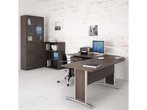 bureau à composer caisson 4 tiroirs prima coloris gris anthracite vente de