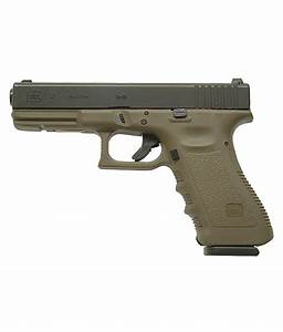 Glock 17 Gen 4 FXD 9mm Olive Drab – Doctor Deals