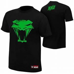 "Randy Orton ""Strike"" - Alternate Authentic T-Shirt | 3 ..."