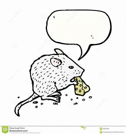 Cheese Mouse Eating Cartoon Crazy