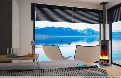 chambre flottante aquareva la chambre sur l 39 eau aquashell
