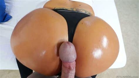 Big Ass German Milf Nina Elle Rubs Her Ass On A Big Cock And Gives Pov Blowjob
