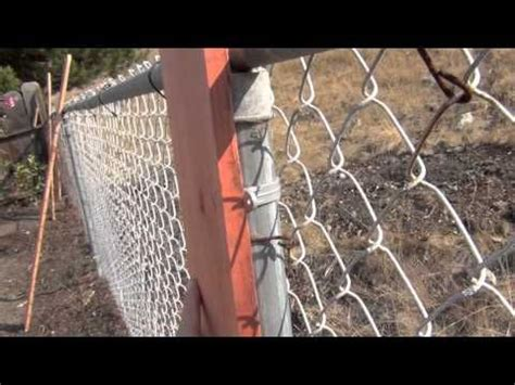 home improvement tip fast  affordable fence trick