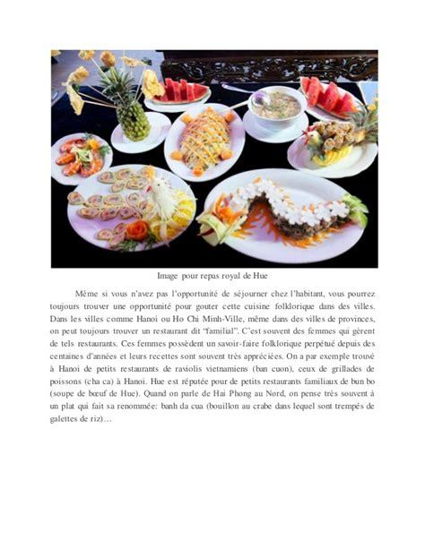 cuisine vietnamienne cuisine vietnamienne