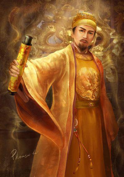 emperor  phoenixludeviantartcom ancient chinese