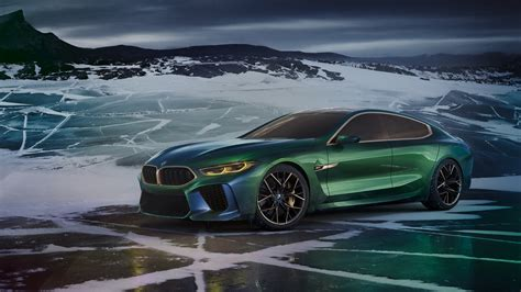 Bmw 8 Series Coupe 4k Wallpapers by 2018 Bmw Concept M8 Gran Coupe 4k 2 Wallpaper Hd Car