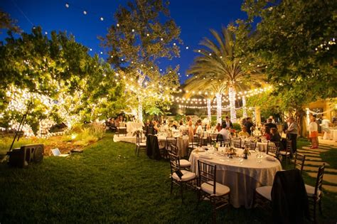 great backyard wedding venue backyard weddings