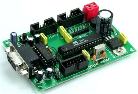 Atmega Development Board Electronics Lab