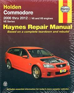Holden Commodore Ve Series 2006