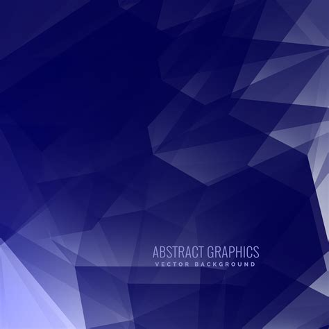 Abstract Blue Shapes Background by Blue Background Made With Abstract Shapes Free