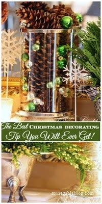 where do you get best christmas decorations the best decorating tip you will get stonegable