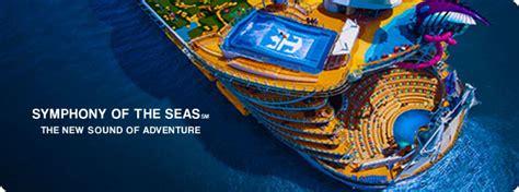 symphony seas cruise ship itineraries cruisest