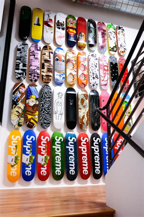 Supreme Skateboarding Supreme Skate Skateboard Collection Chill Image