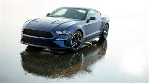 Kona 2019 4k Wallpapers by 2019 Ford Mustang Bullitt Kona Blue Hd Cars 4k