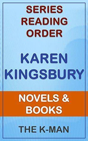 series list karen kingsbury  order novels  books