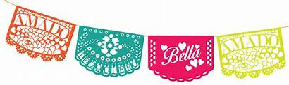 Mexican Fiesta Clipart Banner Mexico Flowers Flower