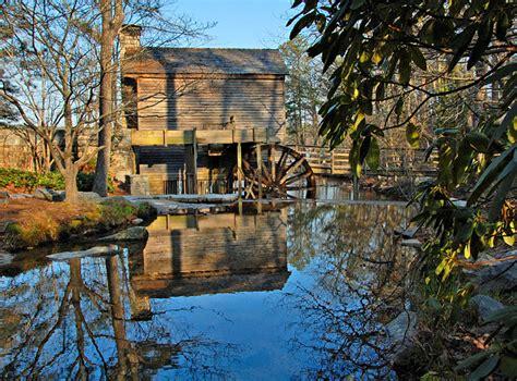 Stone Mountain Grist Mill Georgia