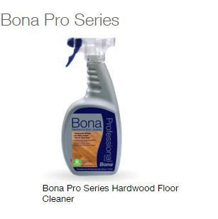 Bona Hardwood Floor Cleaner Spray Bottle by Cleaning Products Bona Products Line Vacuumsonline Net