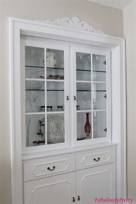 built in china cabinet pinterest discover and save creative ideas
