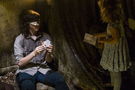 the walking dead bilder the walking dead season 8 carl grimes sparks