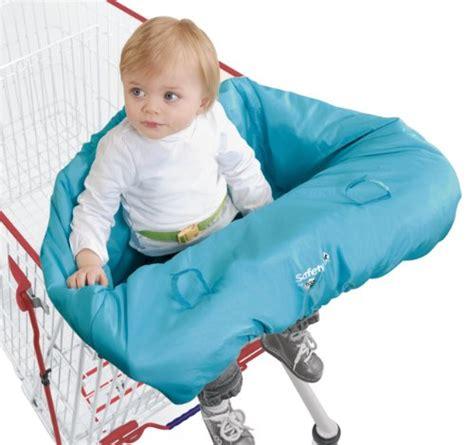 siege caddie bébé chariot avec siege pas cher