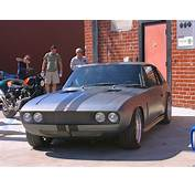 1971 Jensen Interceptor Front Angle  Fast & Furious 6 Car