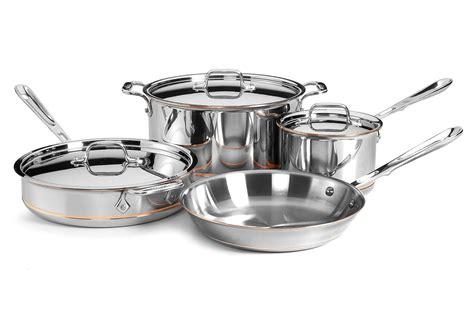 clad copper core pc cookware set  metrokitchen