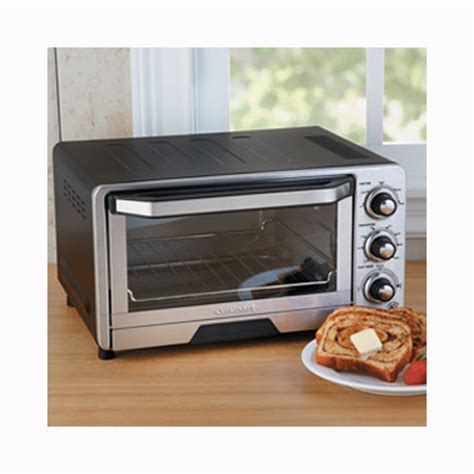 Cuisinart Custom Classic Toaster Oven by Cuisinart Custom Classic Toaster Oven Broiler Mills Co
