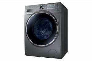 Samsung Ww80h7410ex 8kg Ecobubble Washing Machine