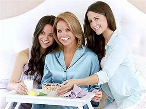 Katie Couric and Daughters Star in 'Got Milk?' Campaign
