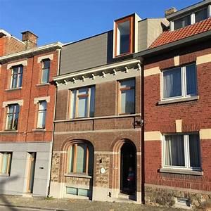 Architecte bertrand vanturenhout transformations for Maison brique et bois 4 architecte bertrand vanturenhout maison vanturenhout