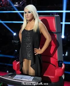 Christina Aguilera's Style: The Voice (Season 2 ...
