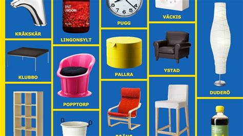 10 Hilarious Ikea Product Names