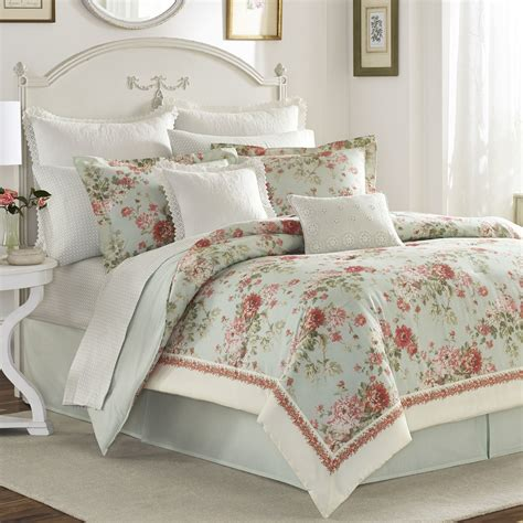 laura ashley bedding bedding vivienne comforter collection reviews wayfair