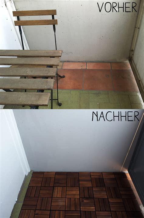 Boden Fr Balkon Cheap Schn Cool Balkon Klick Fliesen