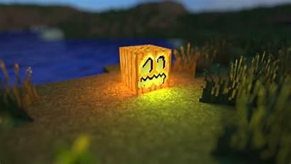 Minecraft Wallpapers Cube Halloween Background Pixelstalk