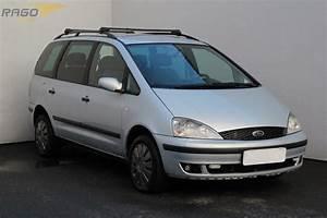 Prodej Ford Galaxy 1 9 Tdi  Rok 2001  Inzer U00e1t  U010d  684033