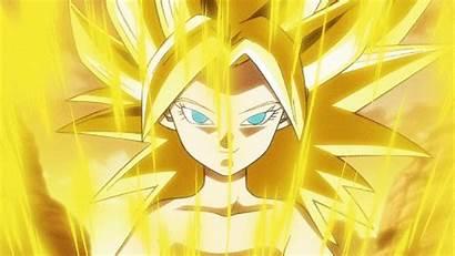Super Dragon Ball Saiyan Female Animation Introduces