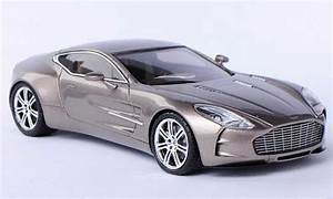 Aston Martin Miniature : aston martin one 77 miniature beige 2012 spark 1 43 voiture ~ Melissatoandfro.com Idées de Décoration