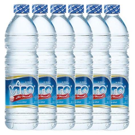 viro air mineral 600 ml x6