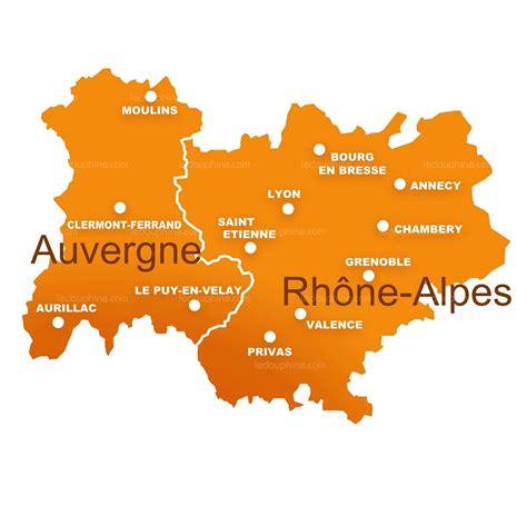 Carte Nouveau Monde Conseil Régional Auvergne by Monde Auvergne Rh 244 Ne Alpes Wauquiez Et