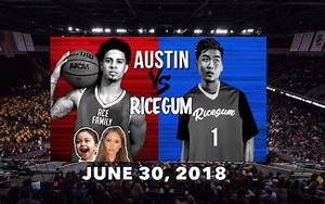 Ace Family Charity Basketball Game